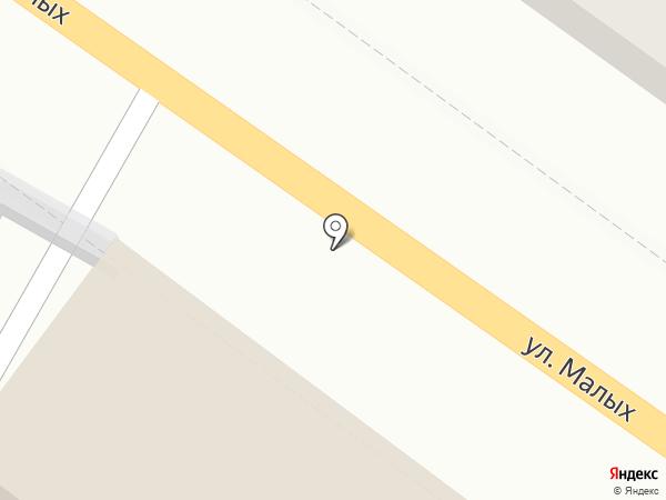 Курская областная ветеринарная лаборатория на карте Курска