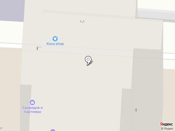 ПоZитив на карте Курска