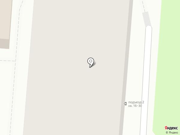 Тренинг-центр на карте Курска