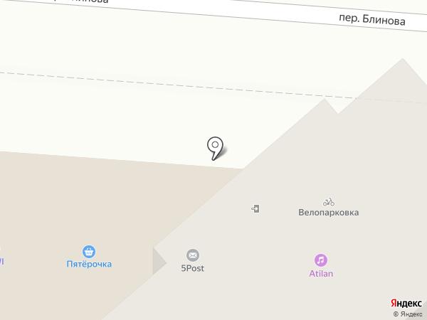 F.r.i.e.n.d.s на карте Курска