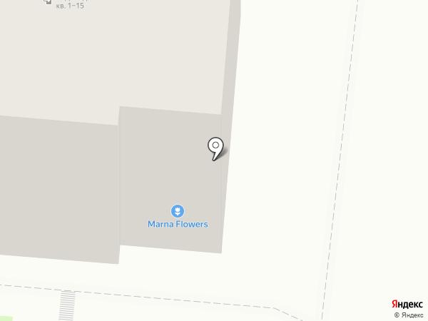 Лакомка на карте Курска