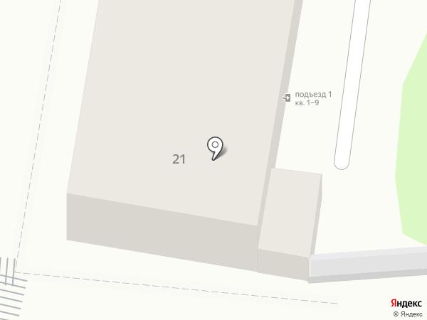 Центр правовой защиты на карте Курска