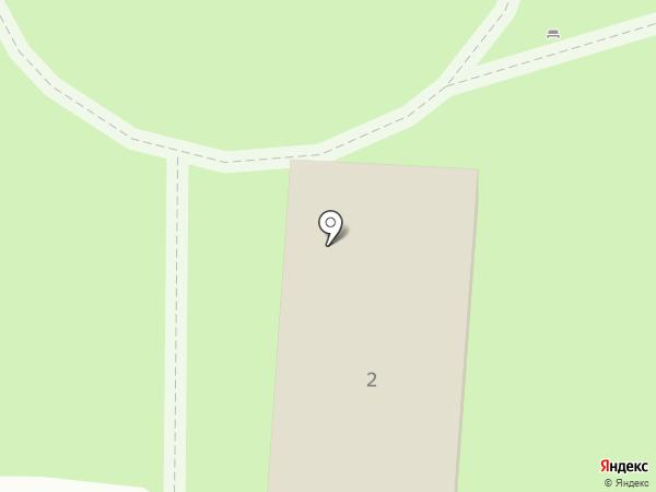 Талисман на карте Курска