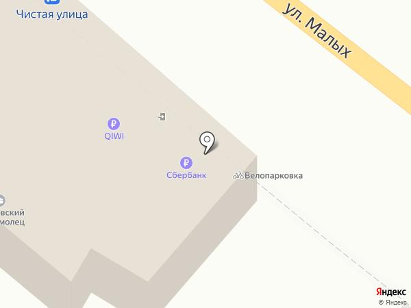 Азия Центр на карте Курска