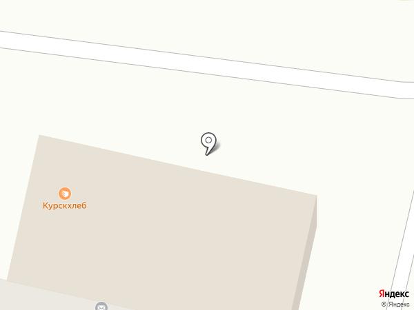 Почтовое отделение №46 на карте Курска