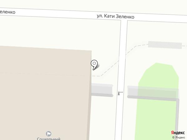 Отделение Пенсионного фонда по Курской области на карте Курска