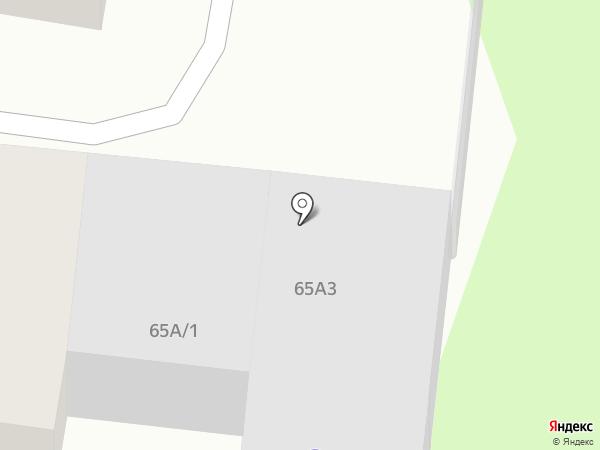 Регион-Курск, ГУП на карте Курска