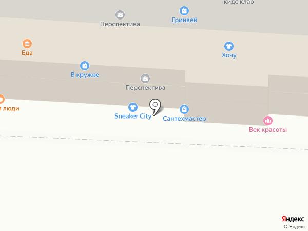 В КРУЖКЕ на карте Курска