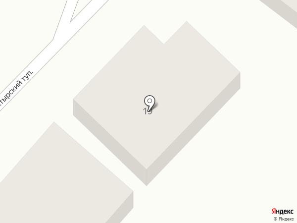 Детский сад №36 на карте Ахтырского