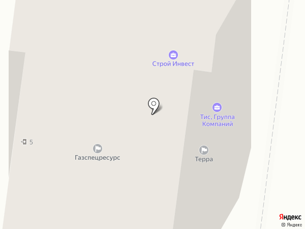 Наливайка на карте Курска