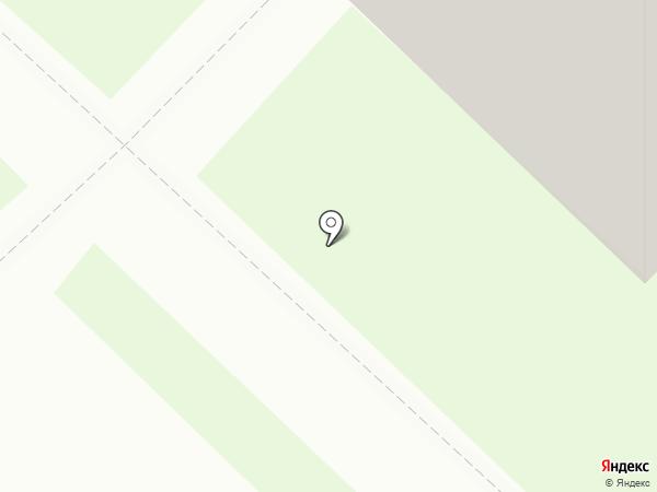 Лесной на карте Калуги