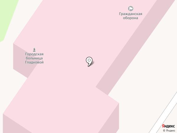 Курский территориальный центр медицины катастроф на карте Курска