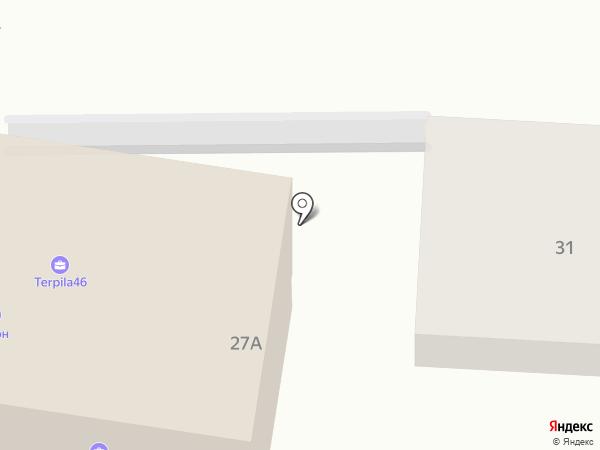 Многопрофильная компания на карте Курска