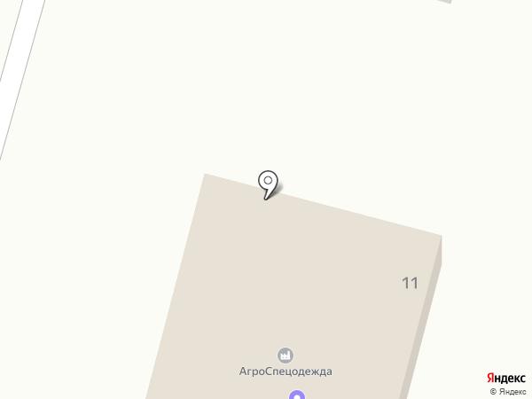 Комплексные системы безопасности на карте Курска