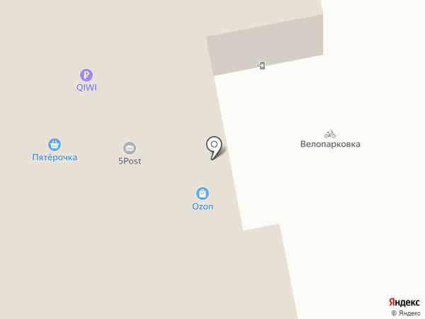 Сказка на карте Калуги