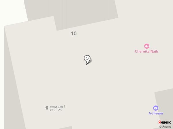 Как дома на карте Калуги