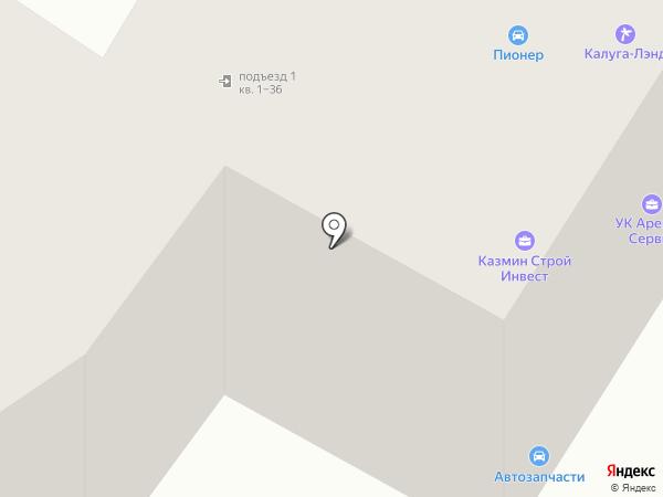 OldBoy на карте Калуги