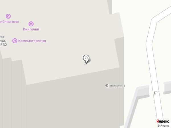 Мариана на карте Калуги