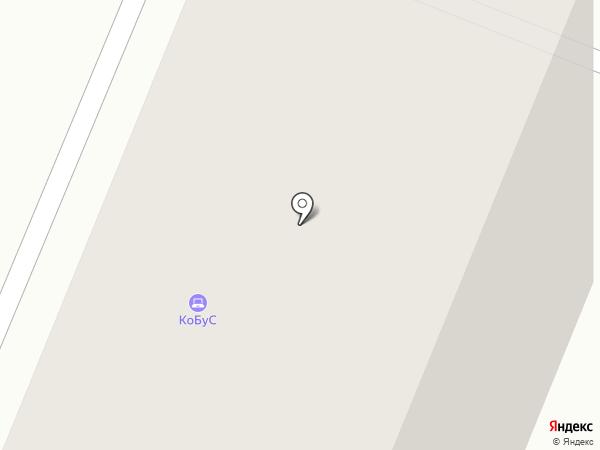 Кобус-Эксперт на карте Курска