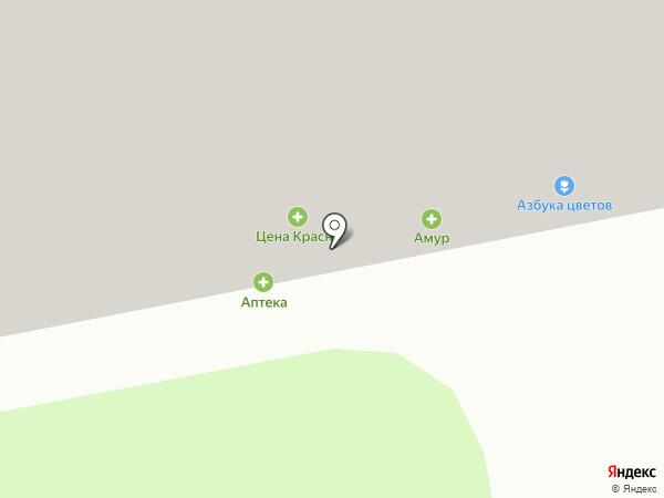 Амур на карте Калуги