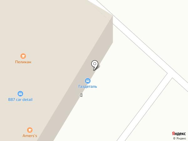 Авто-Ойл на карте Курска