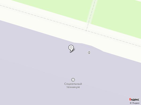 АКБ Связь-банк, ПАО на карте Курска