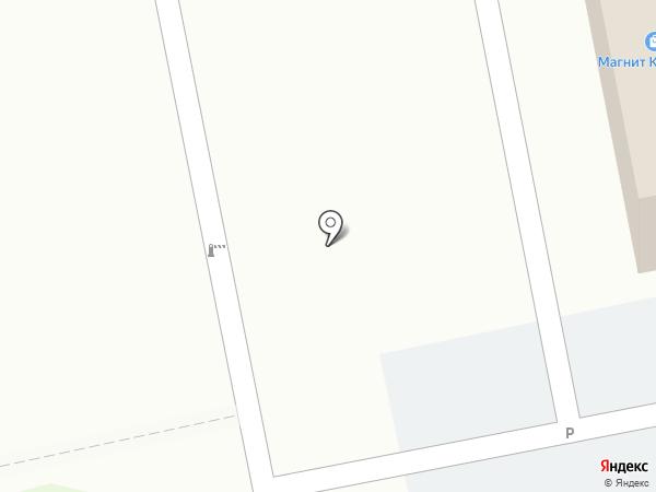 Большой на карте Калуги