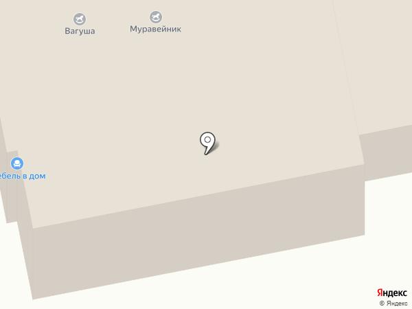 Сиеста на карте Калуги
