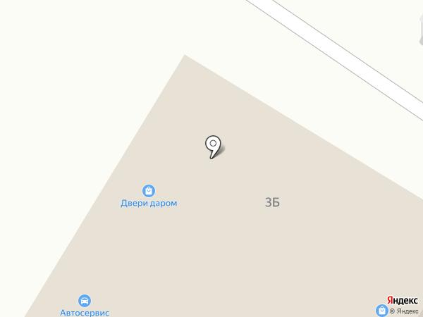 Авто-Спецтехника на карте Курска