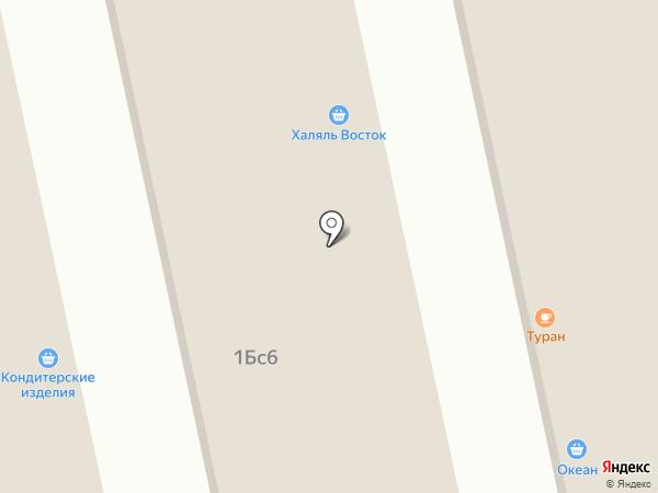 Бетти на карте Калуги