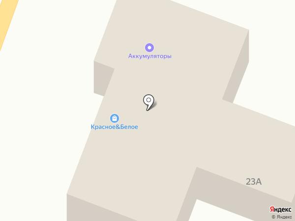 Валентина на карте Курска