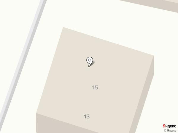 Магазин отделочных и строительных материалов на карте Курска