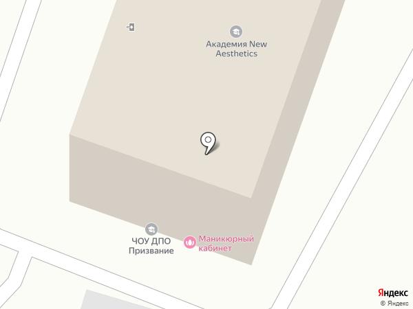 Спасские ворота М на карте Курска