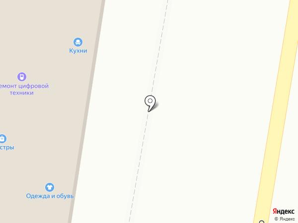 Рими на карте Курска