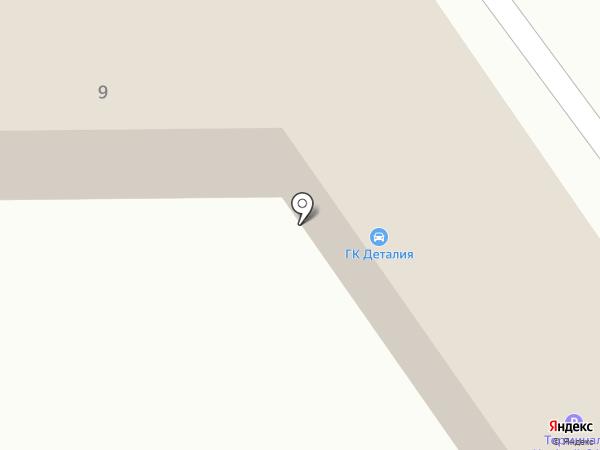Заботливый Сервис на карте Калуги