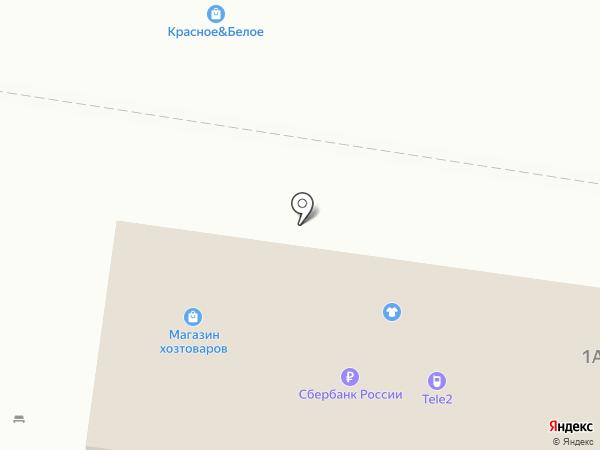 Магазин чулочно-носочных изделий и белья на карте Курска