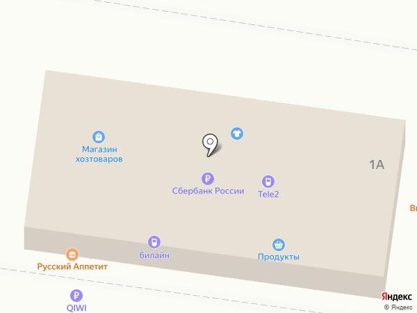 Винегрет на карте Курска