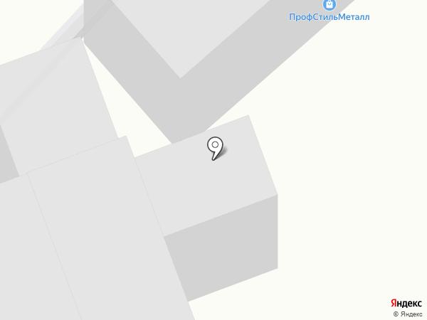 Магазин метизов на карте Калуги