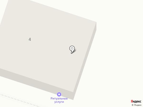 Кристалл на карте Курска