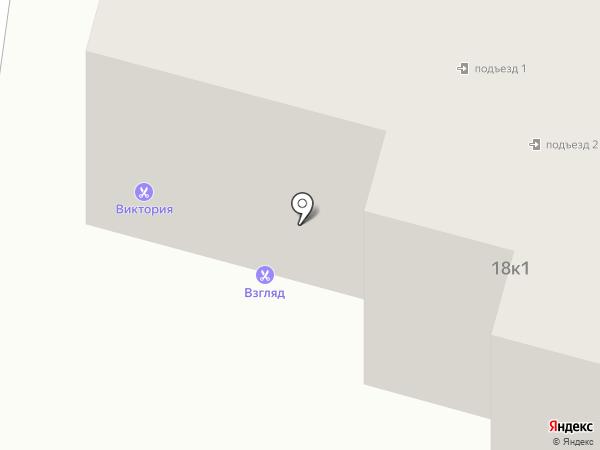 Виктория на карте Калуги
