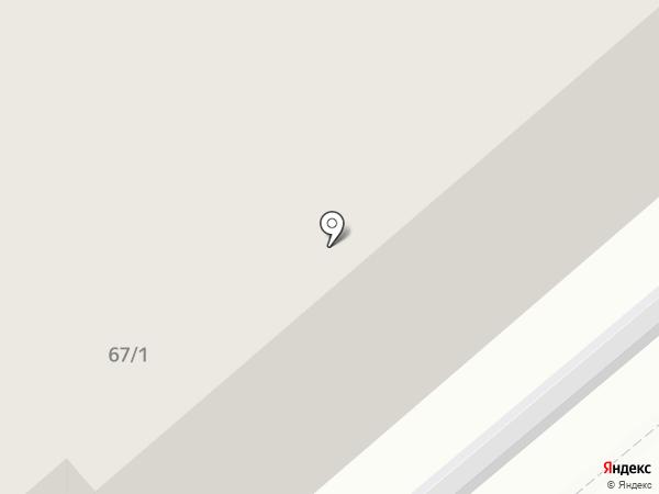 Астро на карте Калуги