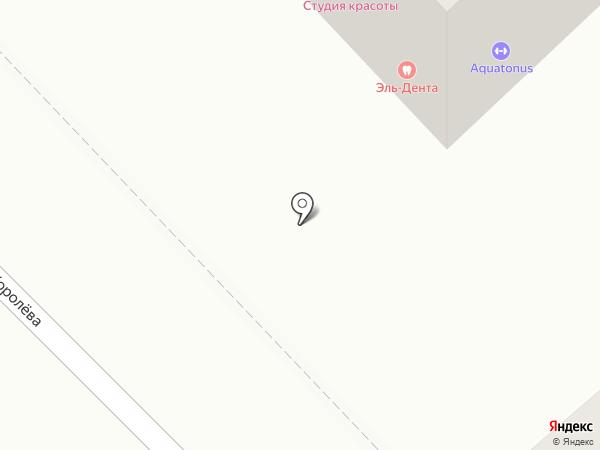 Салон-студия красоты Елены Ивановой на карте Калуги