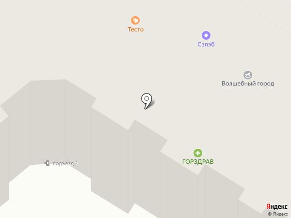 SPA-центр на карте Калуги