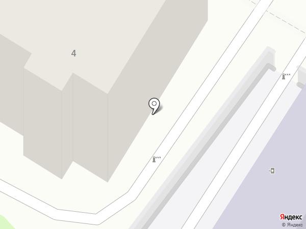 Dejavu на карте Калуги