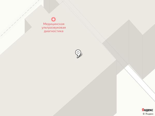 Танюша на карте Калуги