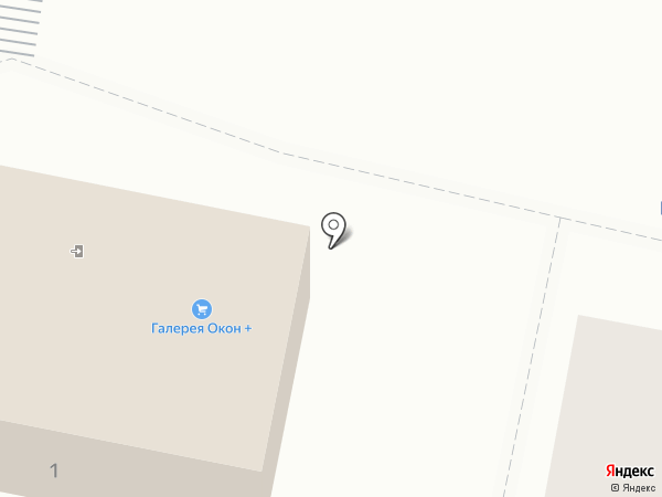 Агрофуд на карте Курска