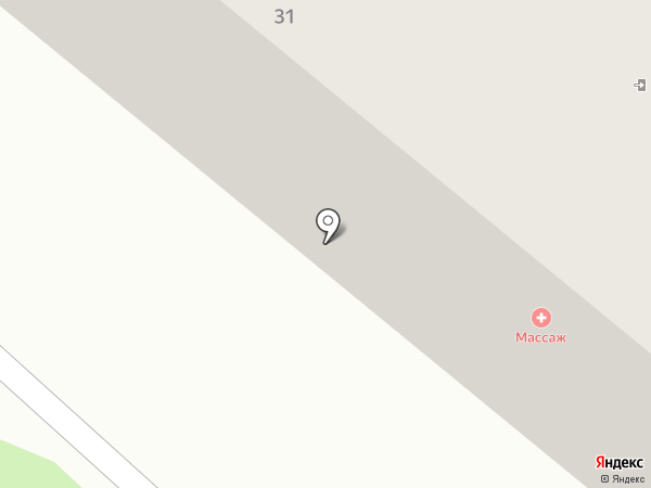 Калужская городская больница №5 на карте Калуги