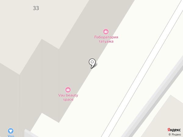 JustFitKaluga на карте Калуги