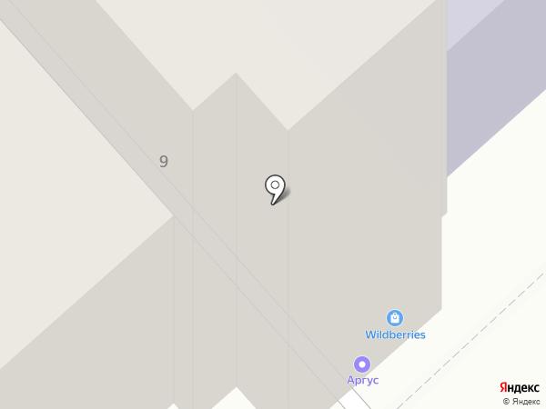 Юлмарт на карте Калуги