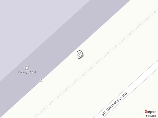 Московский государственный технический университет им. Н.Э. Баумана на карте Калуги
